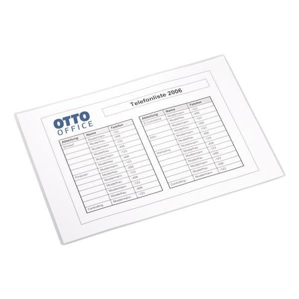 OTTO Office 100 Stück Laminierfolien A4 80 mic