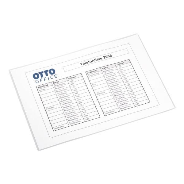 OTTO Office 100 Stück Laminierfolien A5 80 mic