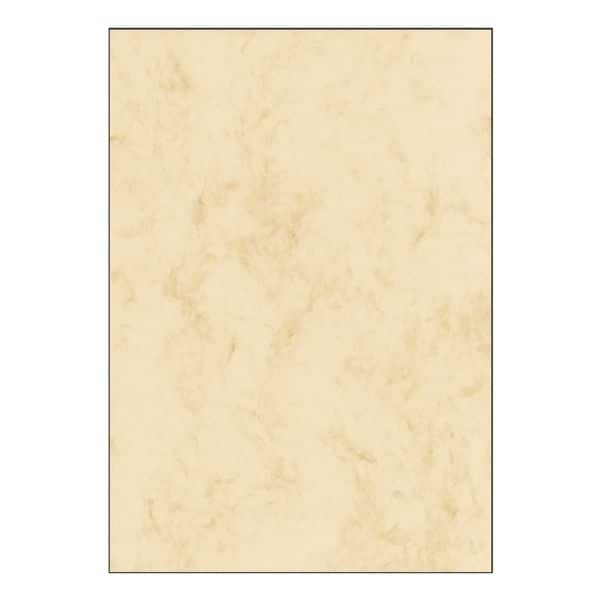 Sigel Marmorpapier - 50 Blatt - 200g/m²