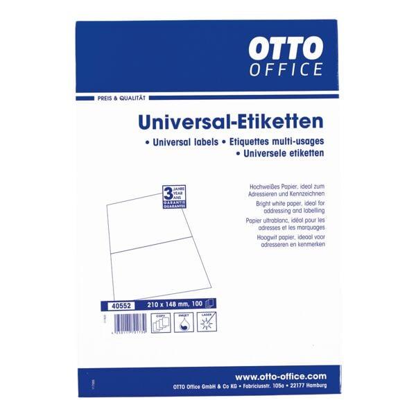 OTTO Office Universal Klebeetiketten