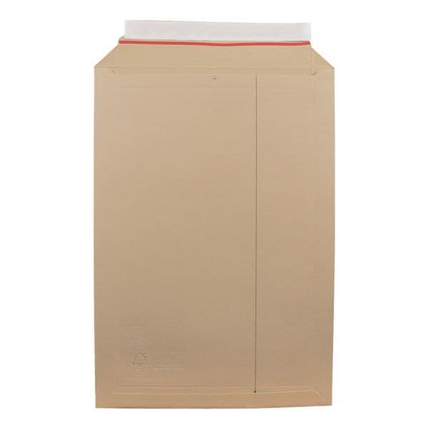 Quali Well 1 Versandtasche Toppac, A3 500 g/m² ohne Fenster