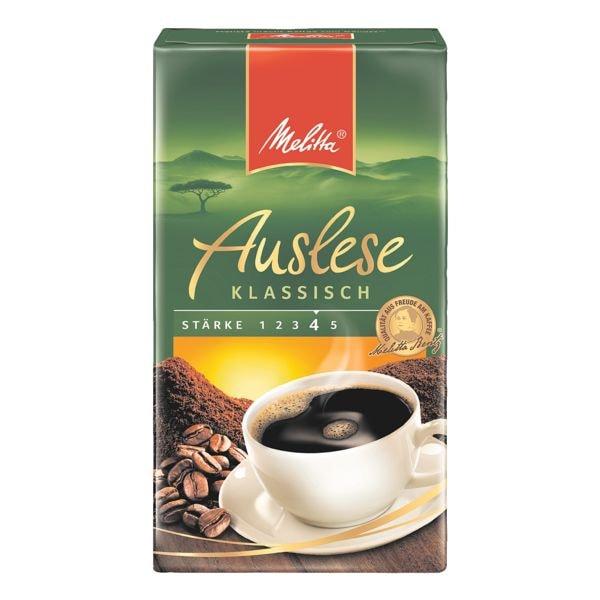 Melitta Kaffee gemahlen »Auslese Klassisch« 500 g