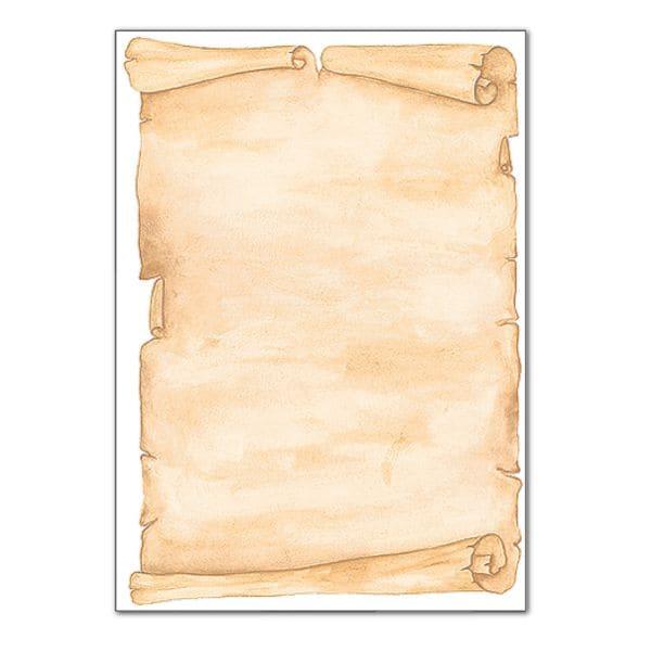 Sigel Motivpapier »Pergament« DP235