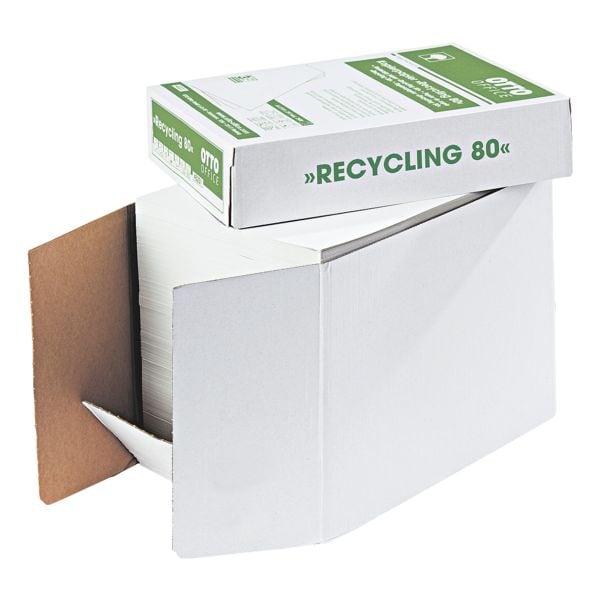 Recyclingpapier A4 OTTO Office Nature Recycling - 2500 Blatt gesamt