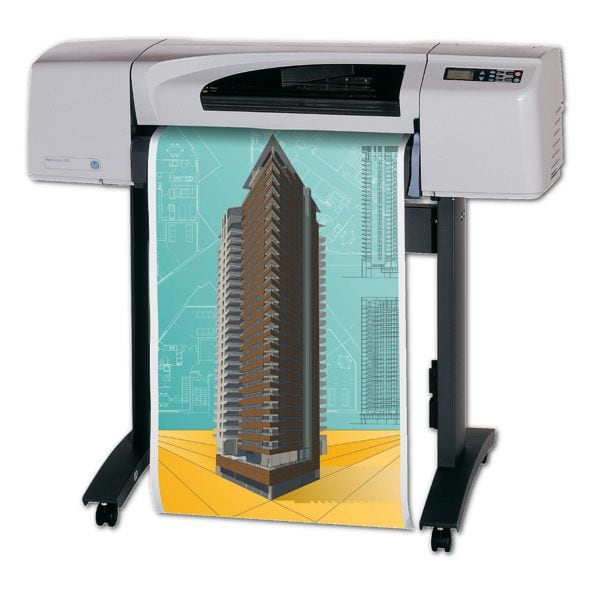 PowerJet Plotter-Papier »CAD Premium matt« 90 g/m² 914 mm x 45 m