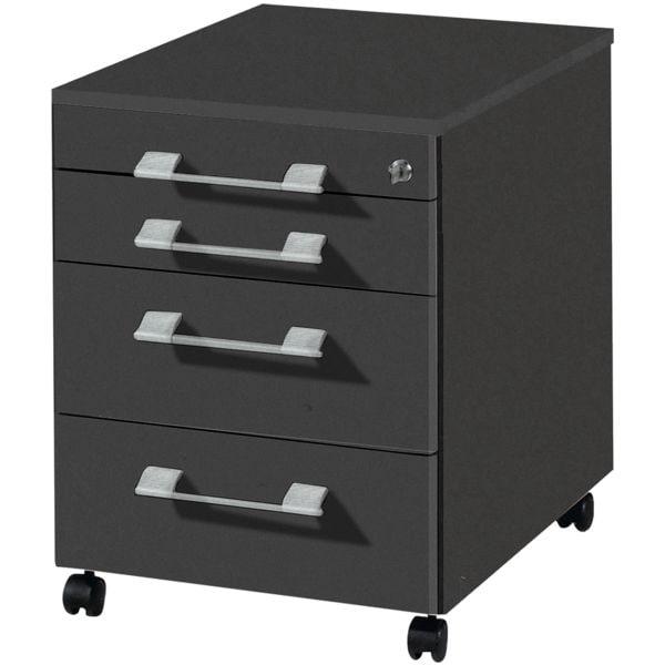 wellem bel rollcontainer hyper mit klassischen schubladen bei otto office g nstig kaufen. Black Bedroom Furniture Sets. Home Design Ideas