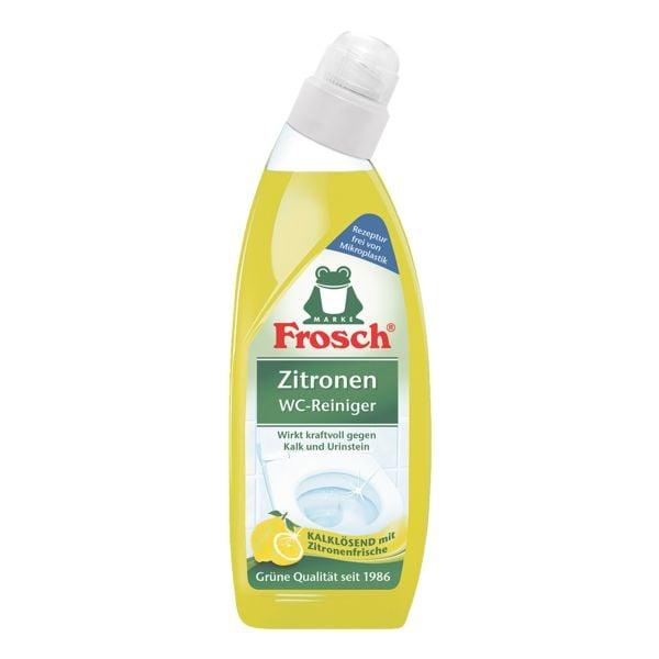 Frosch WC-Reiniger »Zitrone«