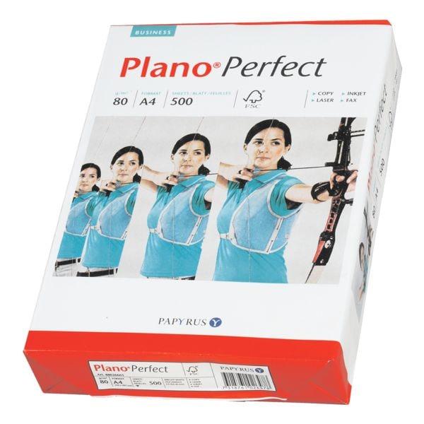 Multifunktionales Druckerpapier A4 Plano Perfect - 500 Blatt gesamt