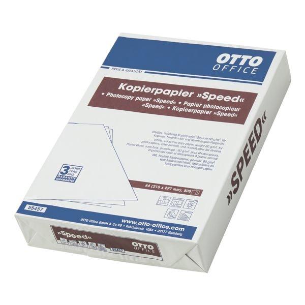 Kopierpapier A4 OTTO Office SPEED - 500 Blatt gesamt, 80g/qm