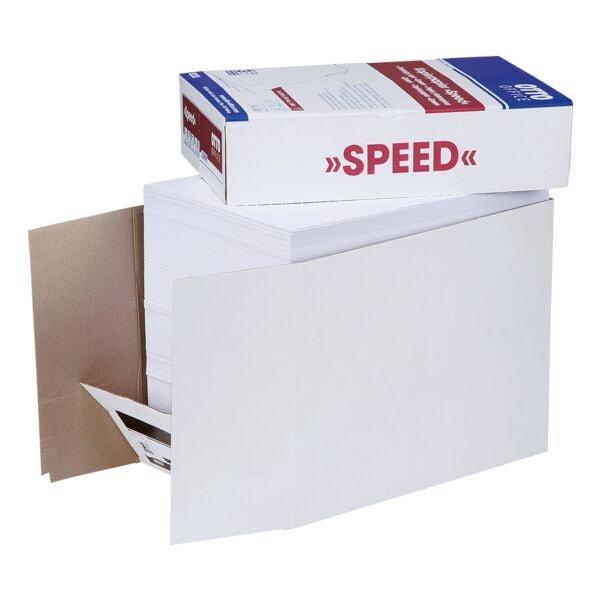 Öko-Box Kopierpapier A4 OTTO Office SPEED - 2500 Blatt gesamt, 80g/qm