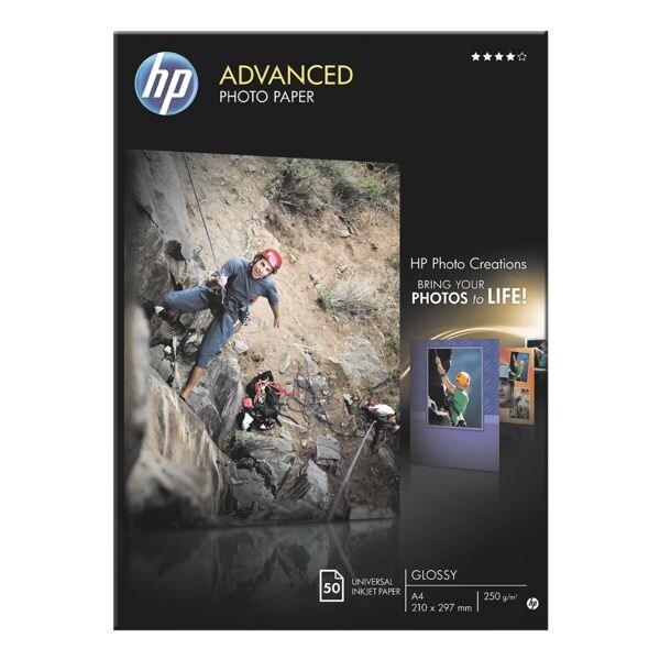 HP Fotopapier »HP Advanced Fotopapier A4«