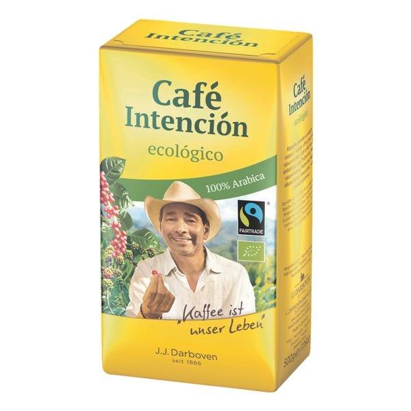JJ.Darboven BIO Kaffee gemahlen »Café Intención ecológico« 500 g
