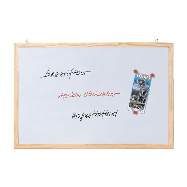 Franken Whiteboard CC-MM4060 E lackiert, 80x60 cm