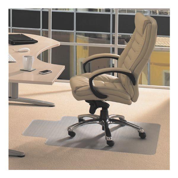 bodenschutzmatte f r teppichb den vinyl rechteck mit lippe l 90 x 120 cm floortex bei otto. Black Bedroom Furniture Sets. Home Design Ideas