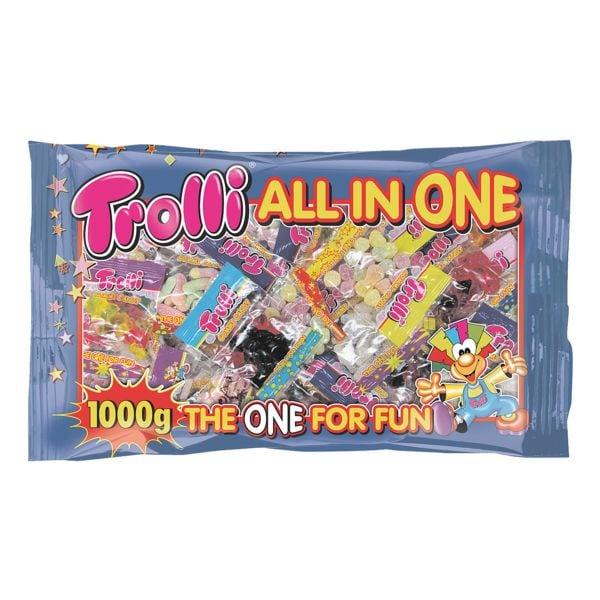 Trolli Fruchtgummi »All in One«