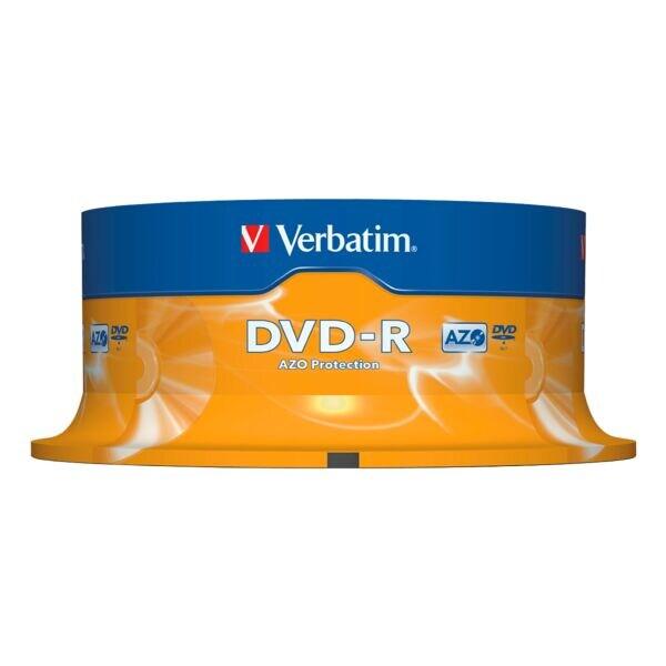 Verbatim DVD-Rohlinge »DVD-R« 43522