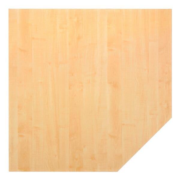 HAMMERBACHER Verkettungsplatte Trapez inkl. Stützfuß