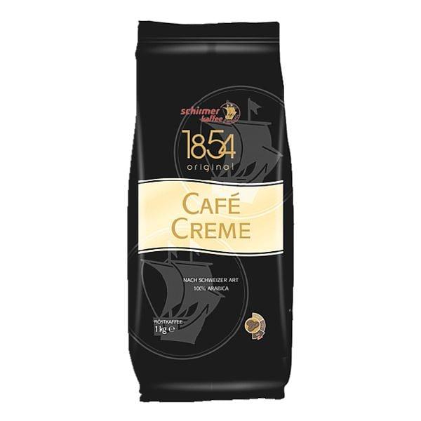 Schirmer Kaffee Kaffee - ganze Bohnen »Café Creme« 1000 g