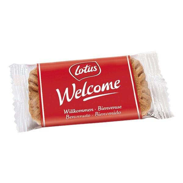 Lotus Gebäck »Willkommens-Kekse«