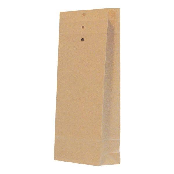 Mailmedia 100 Musterbeutel 305 x 50 x 120 mm braun ohne Fenster