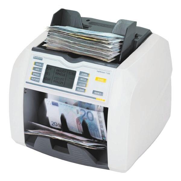 ratiotec Banknotenzählmaschine »rapidcount T 200«