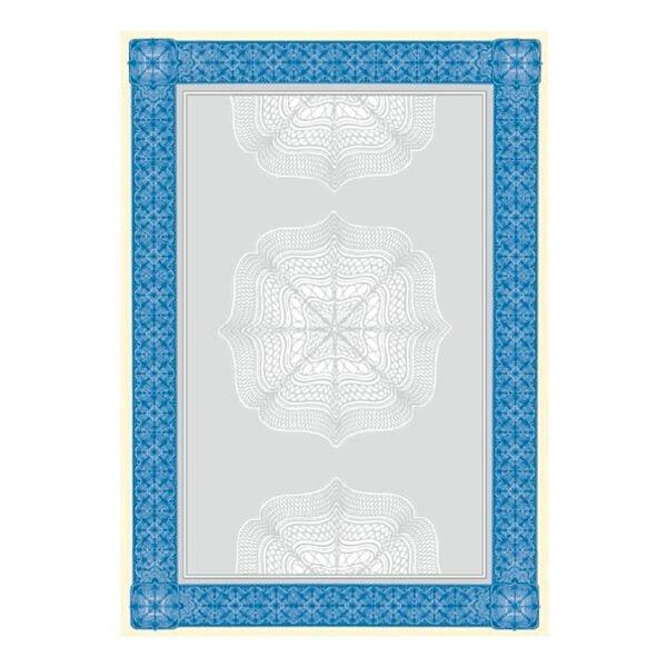 Sigel Motivpapier »Wertpapier blau« DP490