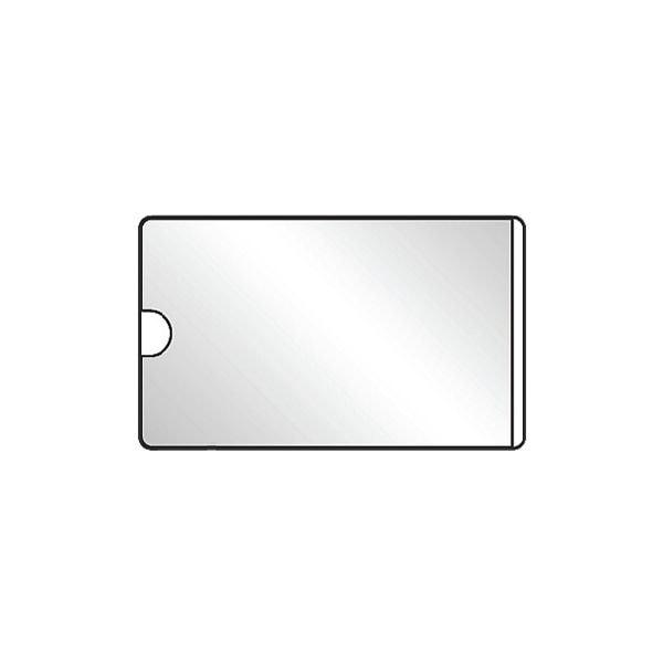 Probeco 100 Selbstklebende Visitenkartenhüllen 95x60 mm