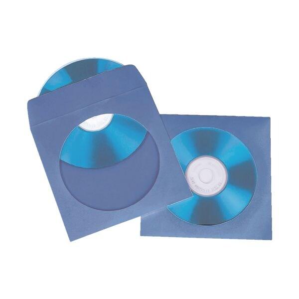 Hama CD/DVD/Blu-ray-Papierhüllen