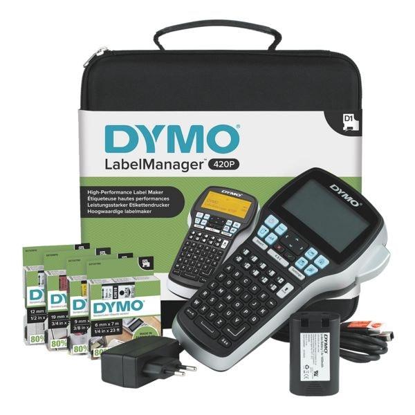 Dymo Beschriftungsset »LM 420P«