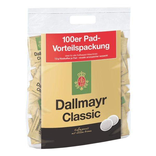 Dallmayr Kaffeepads »Classic«