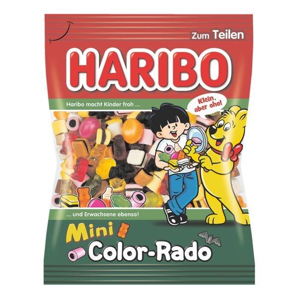 Haribo Fruchtgummi »Color-Rado mini«