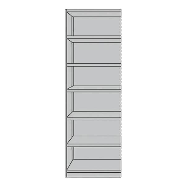 kerkmann regalfeld office 7 oh mit r ckwand 75 cm breit bei otto office g nstig kaufen. Black Bedroom Furniture Sets. Home Design Ideas