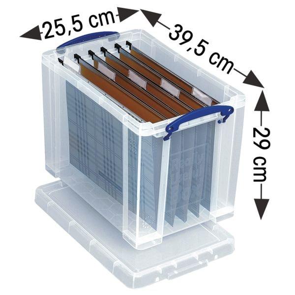 Really Useful Box Ablagebox 19 Liter