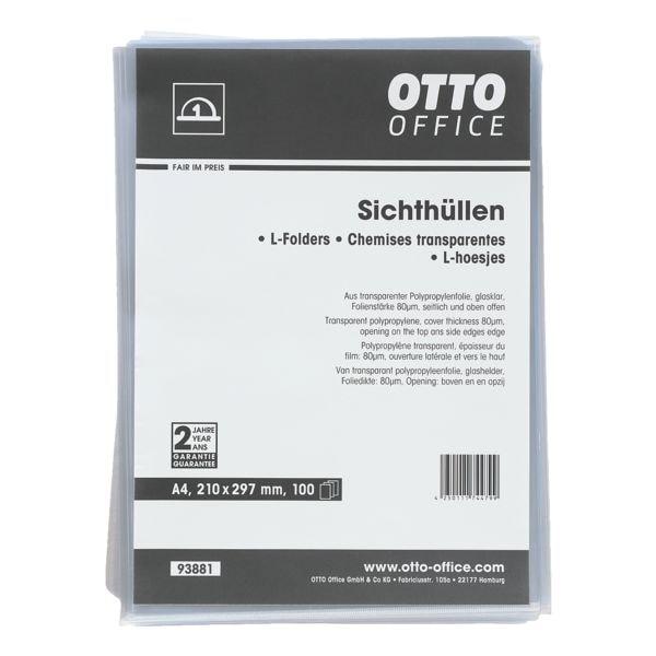OTTO Office Budget Sichthüllen