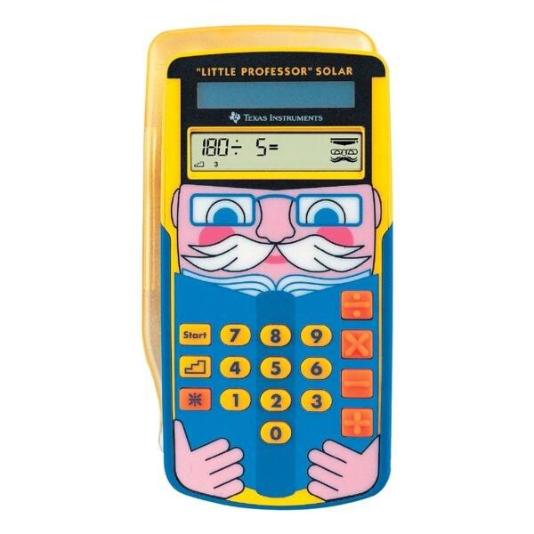 Texas Instruments Rechentrainer »Little Professor Solar«