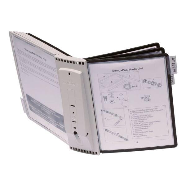 Durable Sichttafelwandhalter »FUNCTION WALL 10 563122«