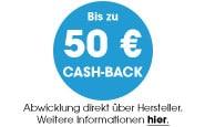 50 € Cashback WorkForce oder Expression + Tinte