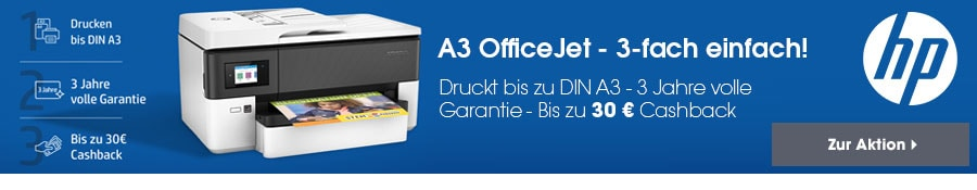 HP A3 OfficeJet Cashback