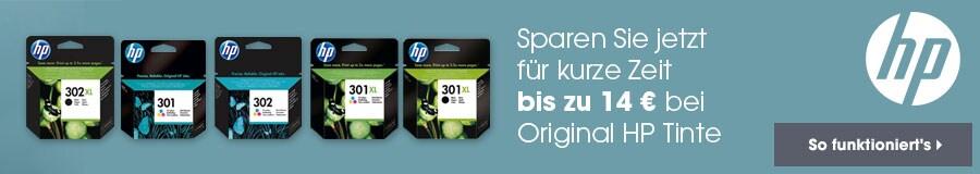 HP Tinte 301/302