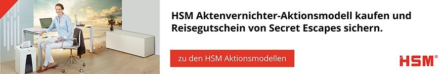 HSM Reiseaktion