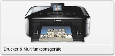 Drucker & Multifunktionsgeräte