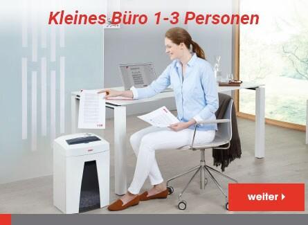 Kleines Büro 1-3 Personen