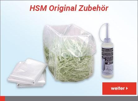 HSM Original Zubehör