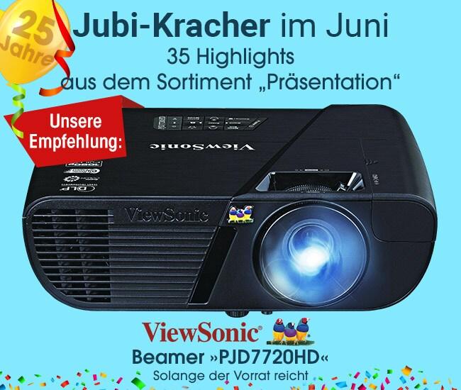 Beamer »PJD7720HD«