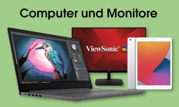 Computer und Monitore