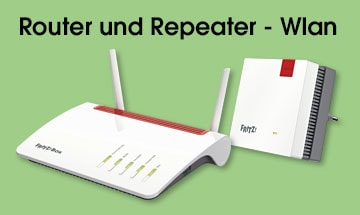 Router und Repeater