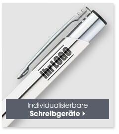 Individualisierbare Schreibgeräte