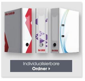 Individualisierbare Ordner